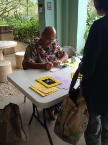 Eric Paul Shaffer Book Signing